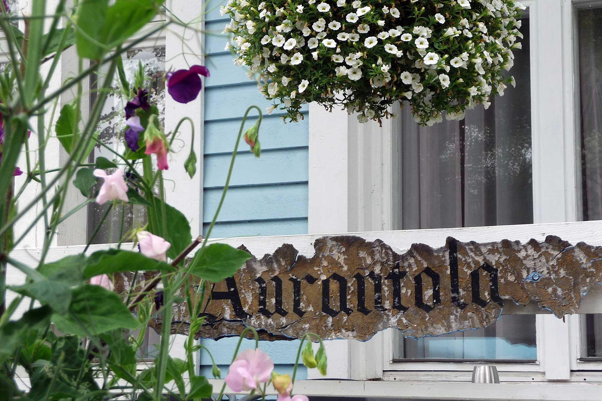 Tervetuloa Aurantolaan - Aurantola